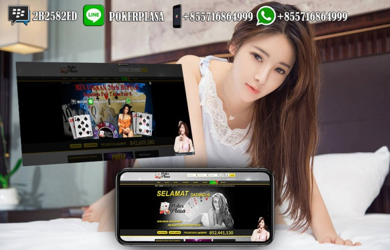 Judi Poker Bonus Indonesia