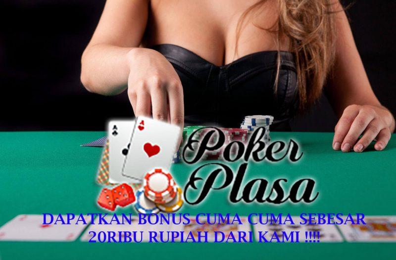 Situs Taruhan Poker Bonus Spesial